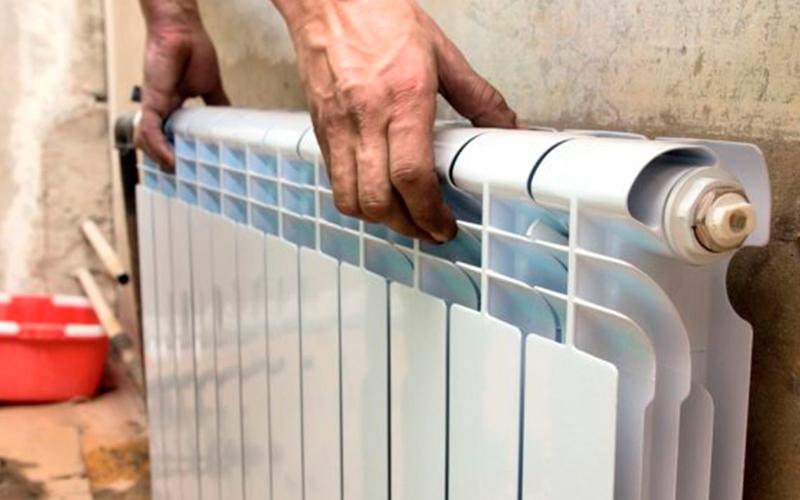 Calefactores en viviendas Sergio Ibañez