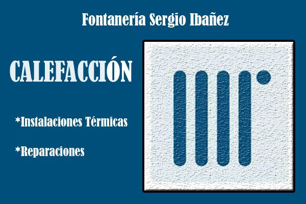 Calefacción en Fontaneria Sergio ibañez de Paterna