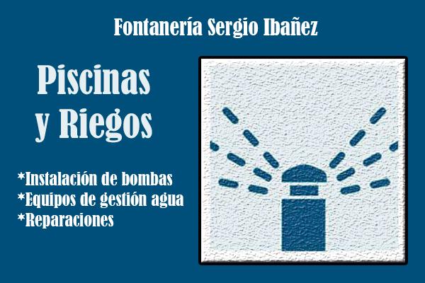 Fontaneria Sergio ibañez de Paterna